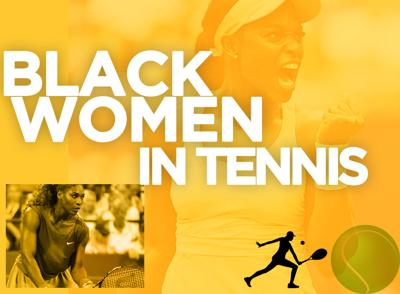 Apex of the Game: A Highlight on  Black Women in Tennis