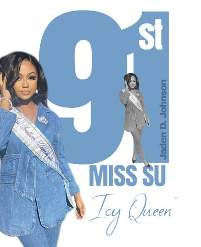 The Icy Queen:  Miss Southern,  Jaden D. Johnson