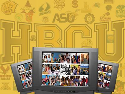 The influence of Black  Television and HBCUs