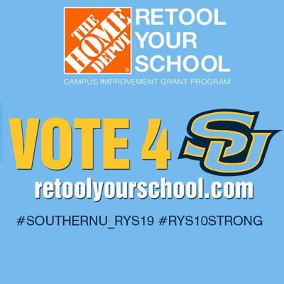 Calling  the  SU  Nation: #southern_rys19 at Pretty Wednesday