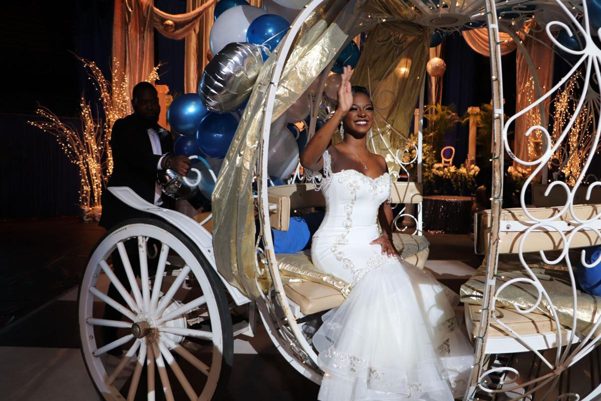 A conversation with the Queen:  Miss Southern University Kennedie Batiste