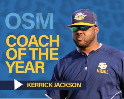 """Hustle & Motivate: OSM votes Coach Jackson """"Coach of the Year"""""""