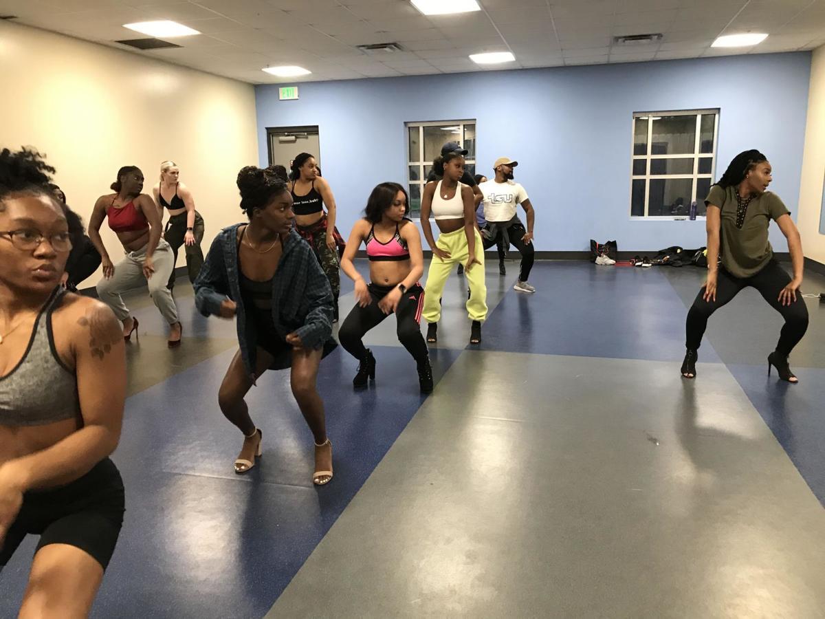 GWGA Heel Dance Class