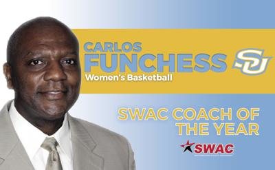 Funchess named SWAC Coach of the Year