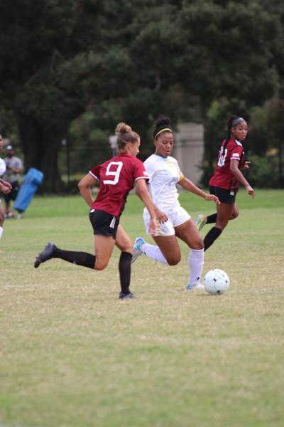 Hawked: Women's soccer loses Sunday afternoon match against neighboring ULM