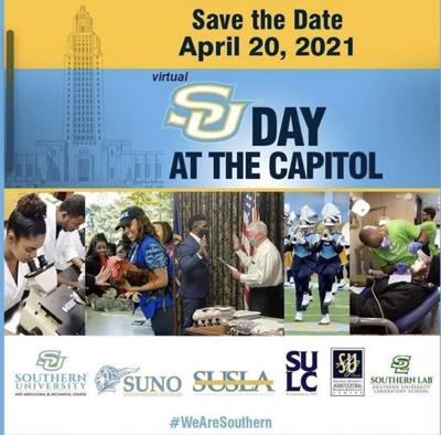 Southern University System Hosts Virtual Day at the Capitol