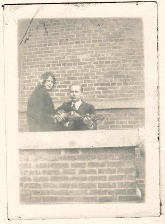 Harry Chapman's parents