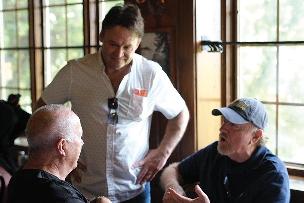 Bill Deaton, Tom Hemby and Bruce Carroll