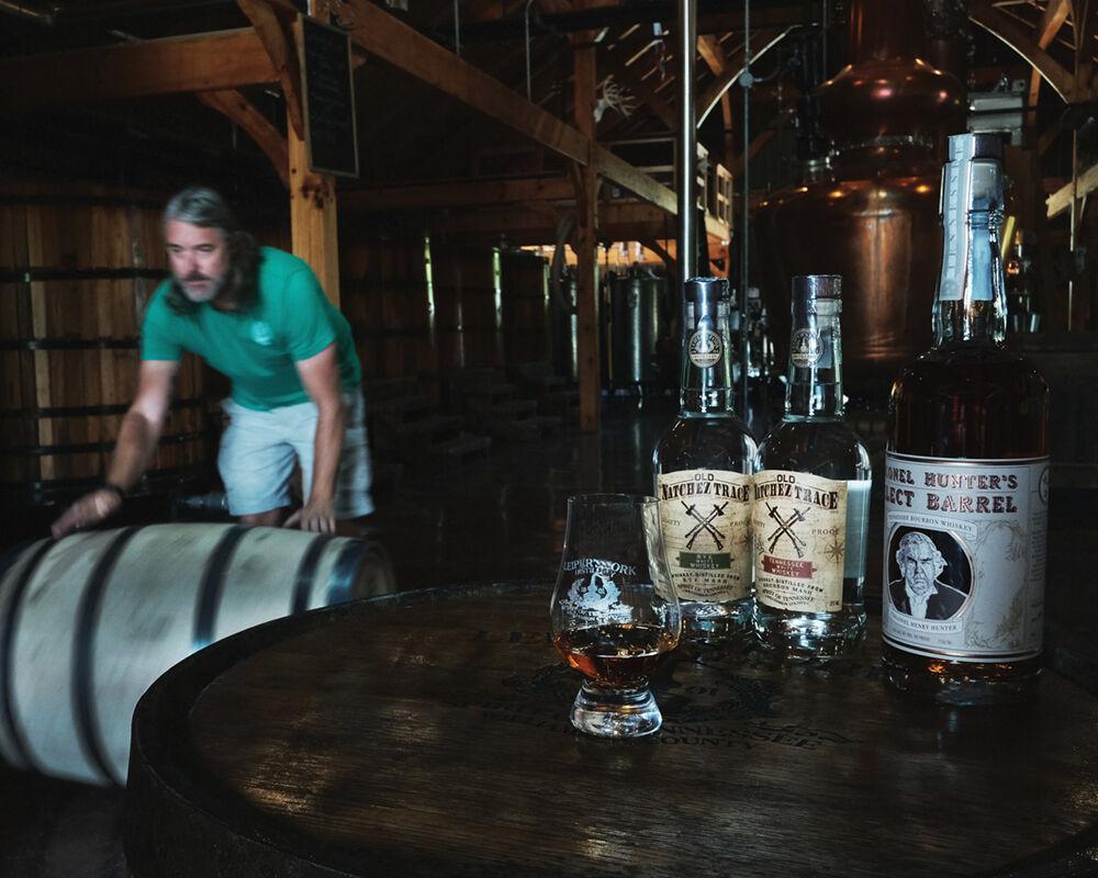 Leiper's Fork Distillery in Leiper's Fork, TN