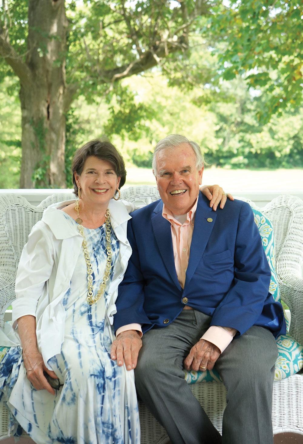 Kay & Rod Heller