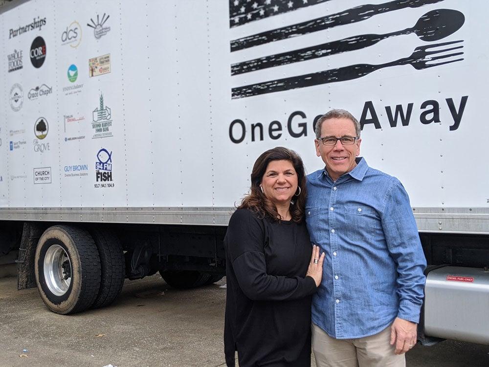 Elaine and Chris Whitney, One Generation Away