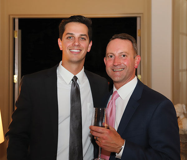 Heritage Ball Sponsor Party