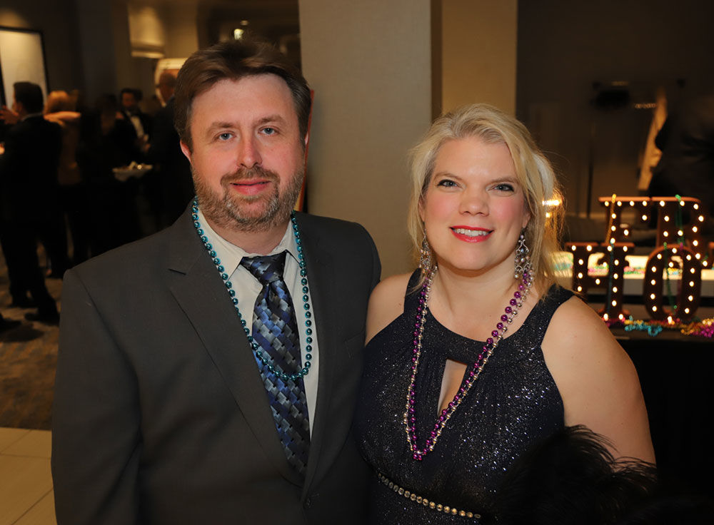 Matthew Payne and Elizabeth Mefferd