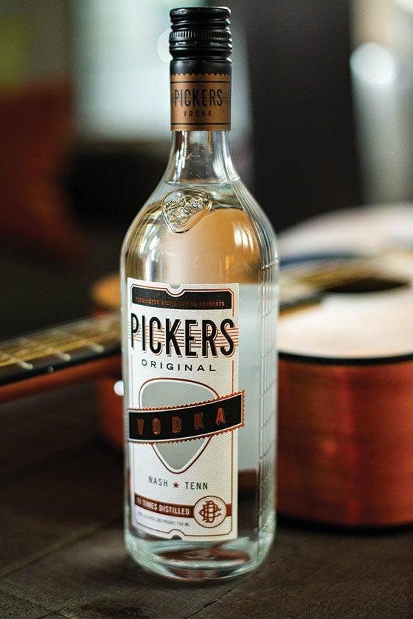 Pickers Vodka