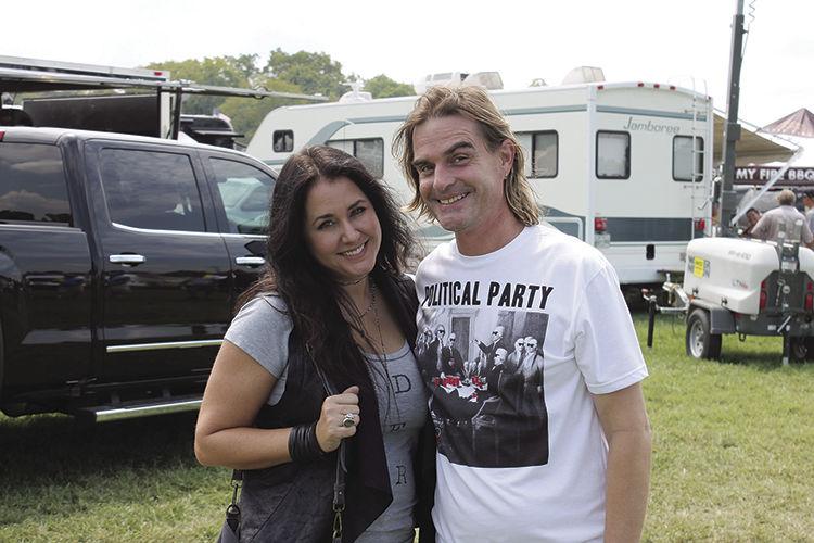 Rebecca and Jondie Davis