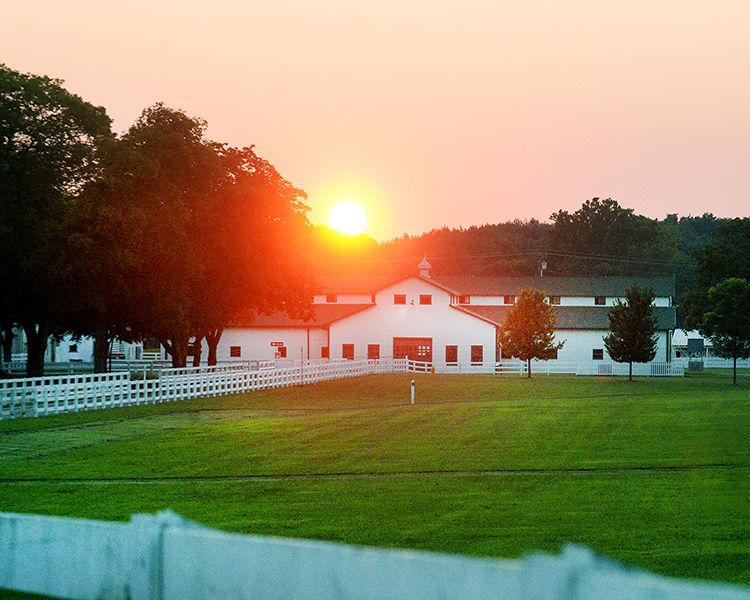 Harlinsdale Sunset