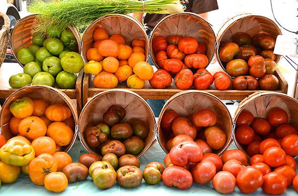 Beaverdam Creek Farm Heirloom Tomatoes.JPG
