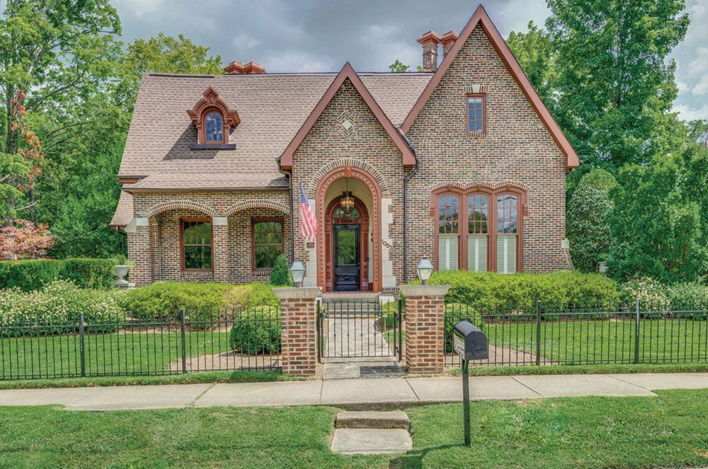 1800s historic home at 1003 West Main