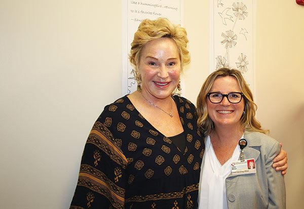 Williamson Medical Renaming of Breast Center