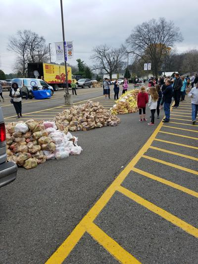 Donations for Thanksgiving