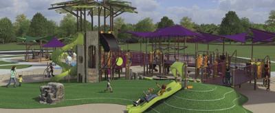Inclusion playground