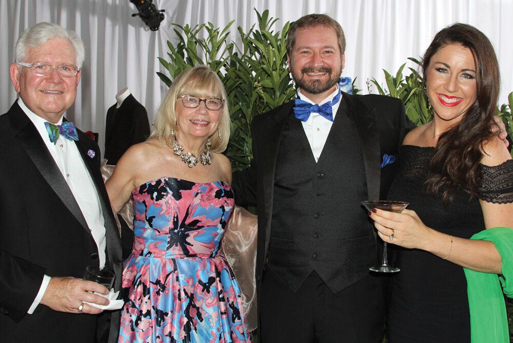 Danny, Teresa, Reid and Cameron Anderson