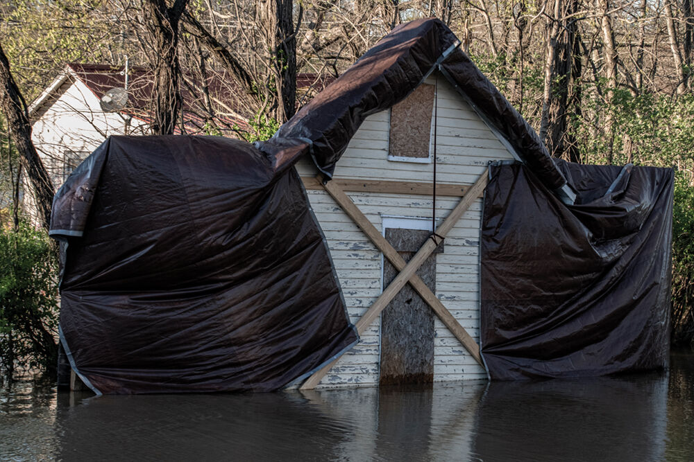 Flood in Williamson County