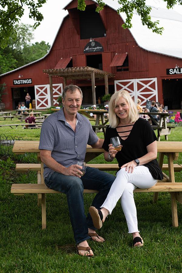 Tom and Paula Thomson