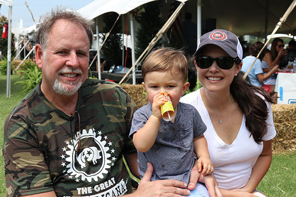 People Doing Good: Great Americana BBQ Festival and Flavor of Franklin