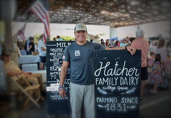 Charles Hatcher