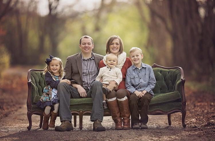 The Qualls family