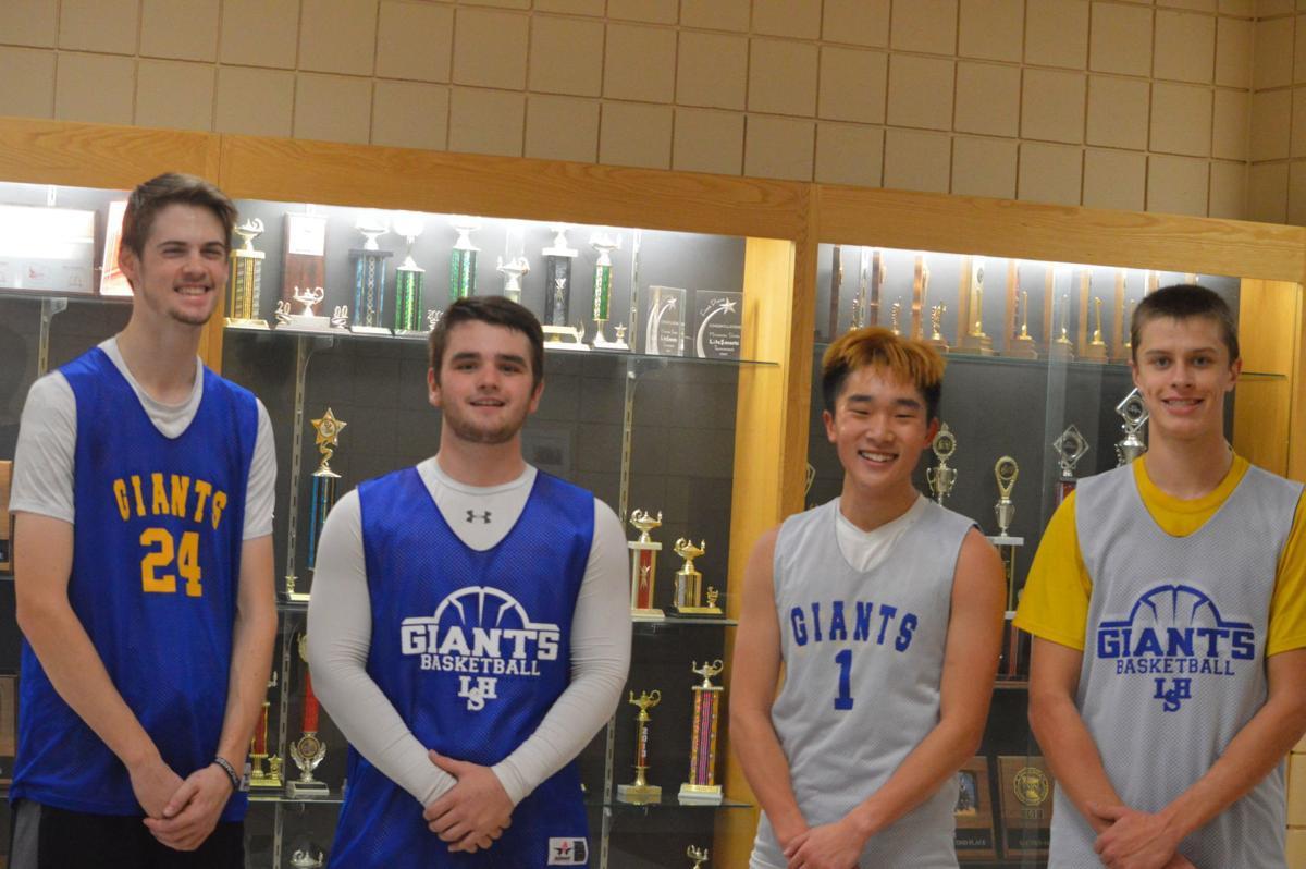 Four longtime friends to lead LS-H boys basketball team