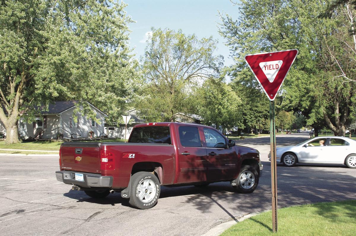 Two-way stop coming to 16th Street, Truman intersection