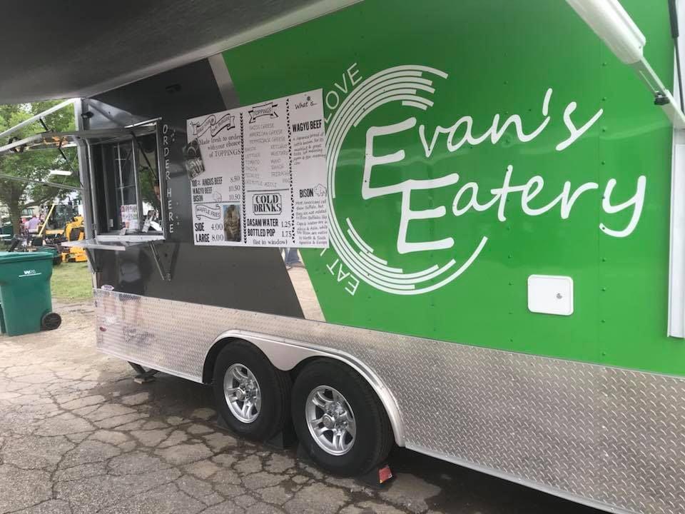 Evan's Eatery