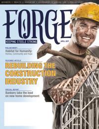 Forge Magazine April 2017
