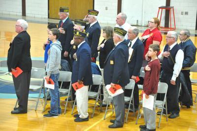 Le Center Veterans Day