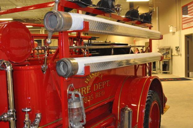 Waseca Fire Department equip
