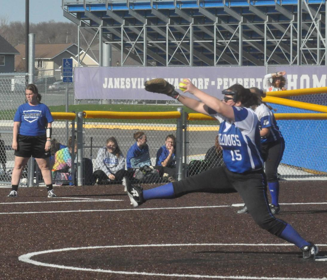 JWP softball prevails in thriller