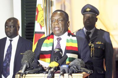 Zimbabwe Obit Robert Mugabe