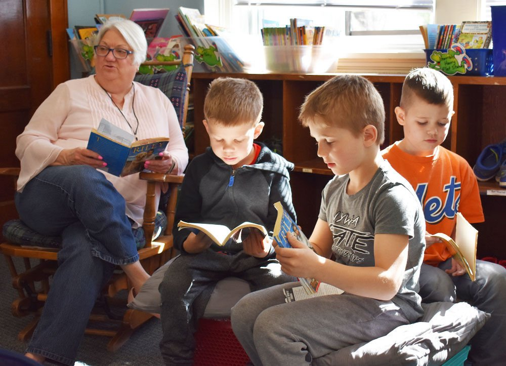 St. Dominic School chosen to partner with Groves Academy to boost student literacy