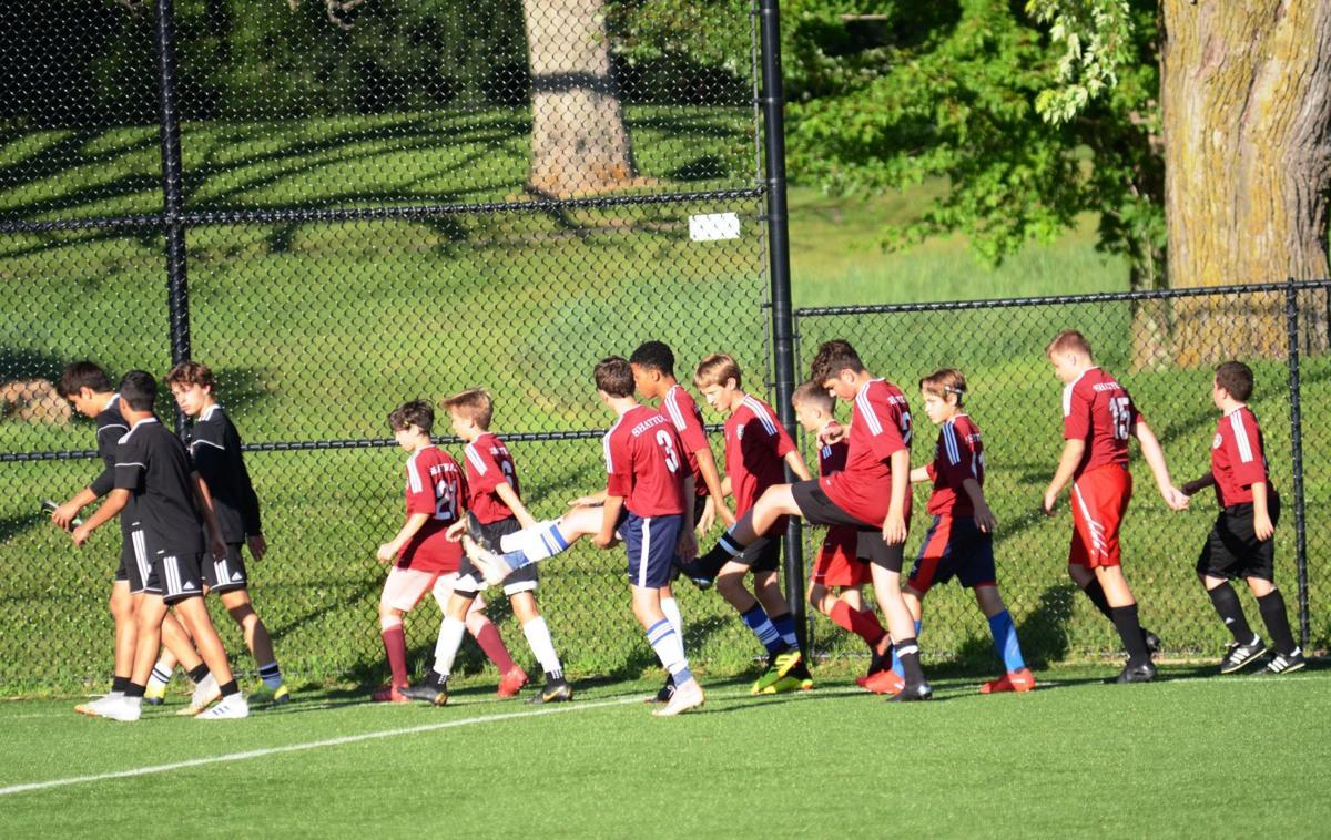 SSM top talent soccer camp