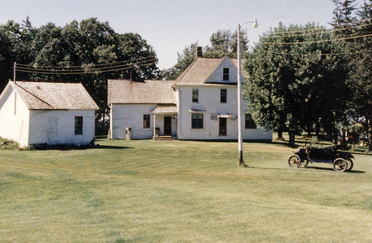 Engeseth-Rinde farm