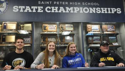 College signings at SPHS