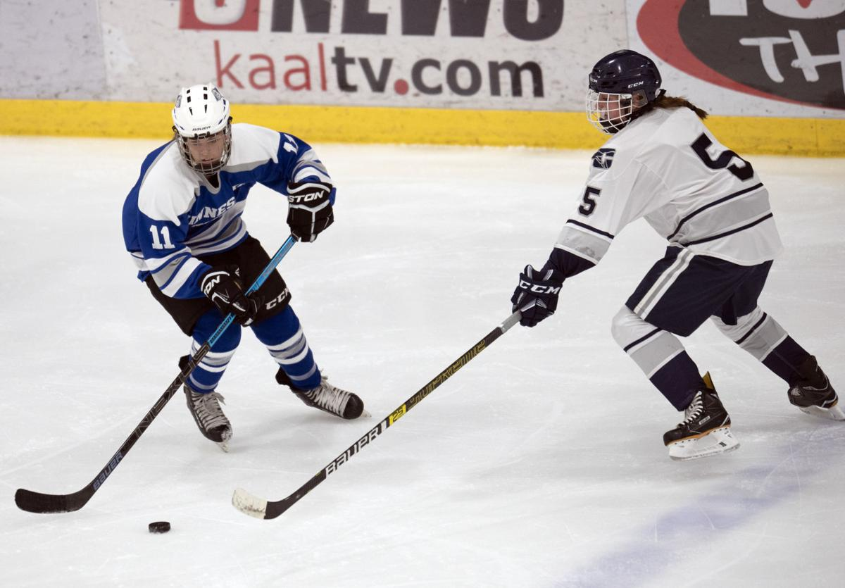 Minnesota River girls hockey wins opener