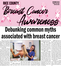 Rice County Breast Cancer Awareness 2019