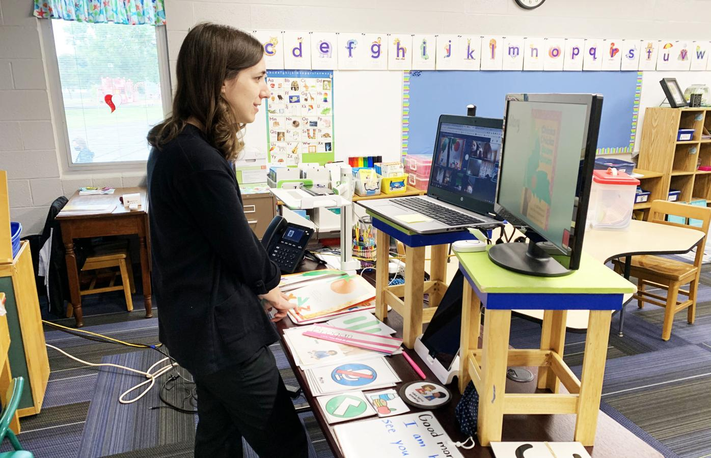 St. Peter Public Schools Distance Learning