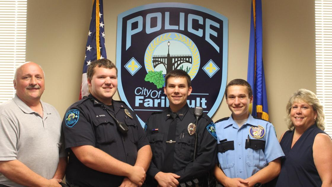Family On The Force All Five Shudas Serve Rice County Law Enforcement News Southernminn Com