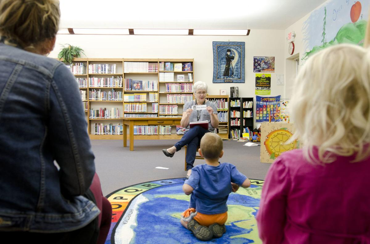 New carpet, paint will give library a fresh look