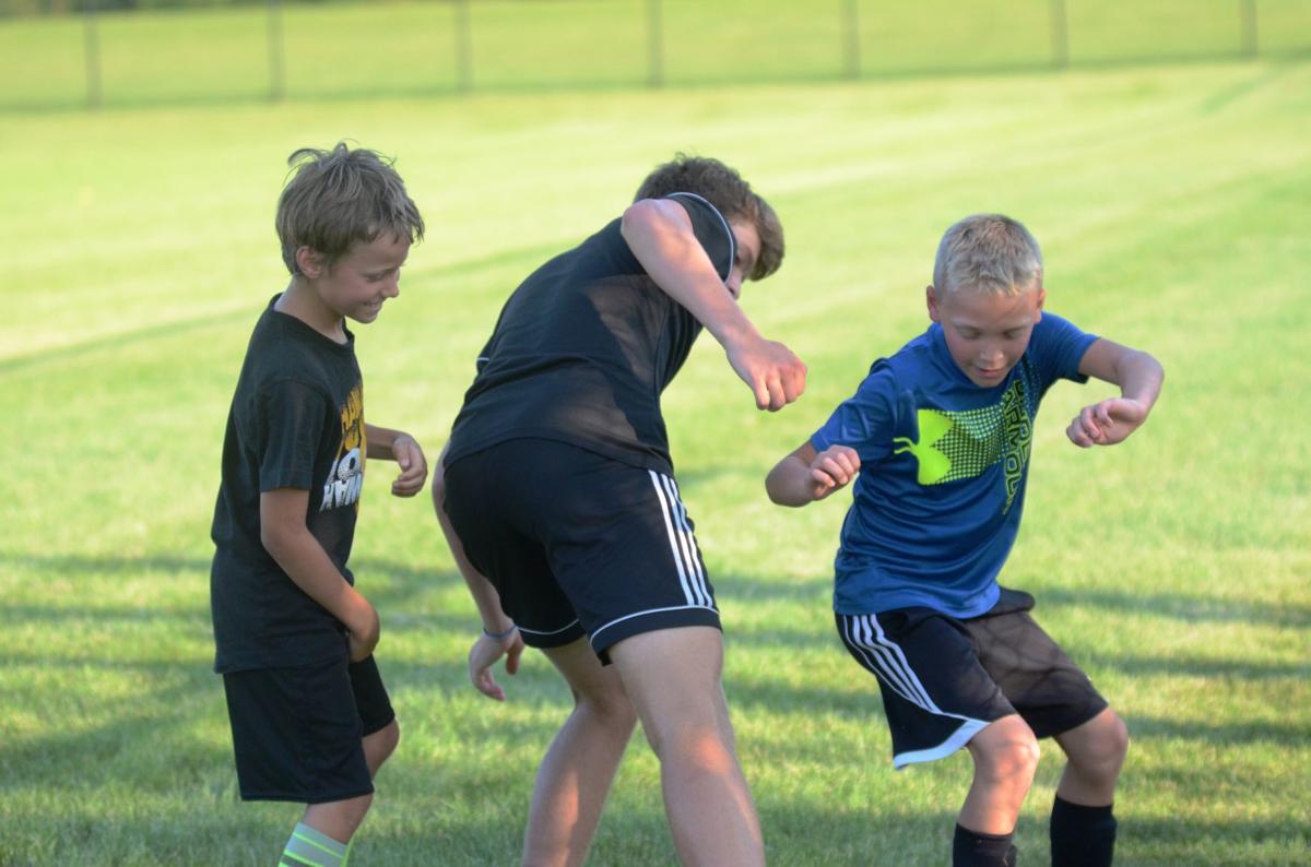 Cade Thomson/SSM community soccer camp
