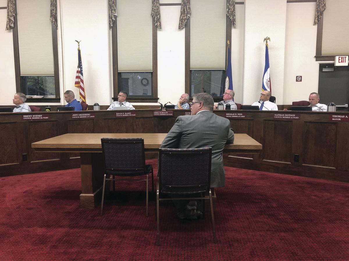 Economic Impact: Superintendent Elstad presents new school proposal to City Council